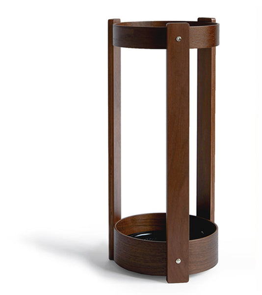 Umbrella Stand - Walnut