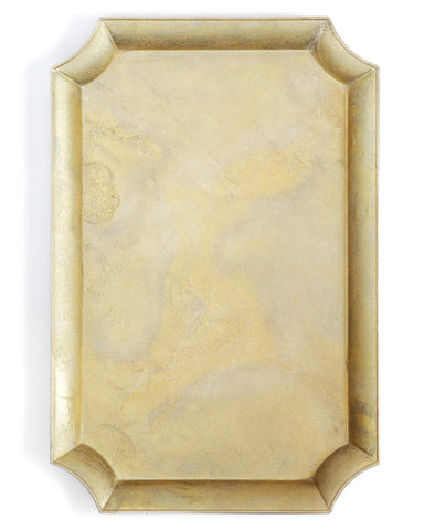 Brass Serving Tray - Rectangle