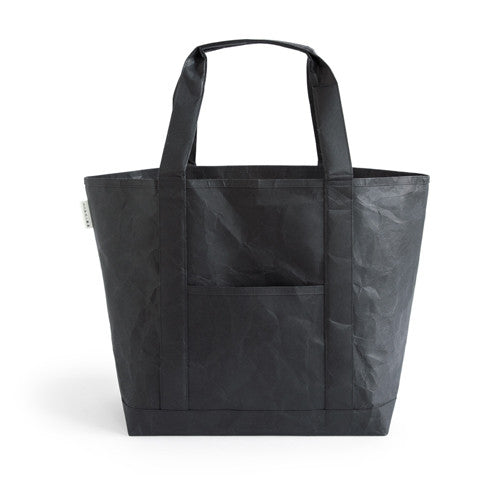 Siwa Carryall Bag - Charcoal Black