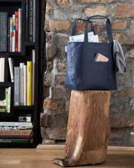 Onao Co. Siwa Carryall Bag - Navy Blue
