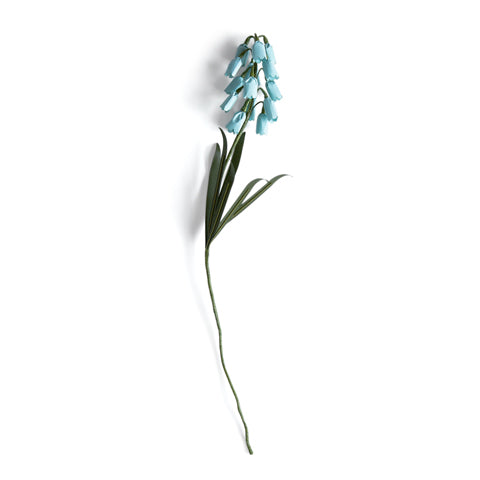 Paper Flower - Blue Muscari