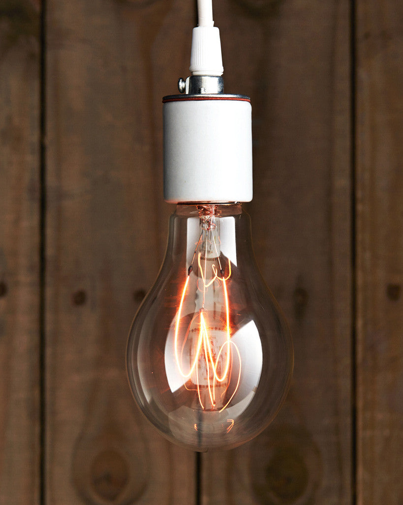 Sklo Carbon Filament Light Bulb - Oblong