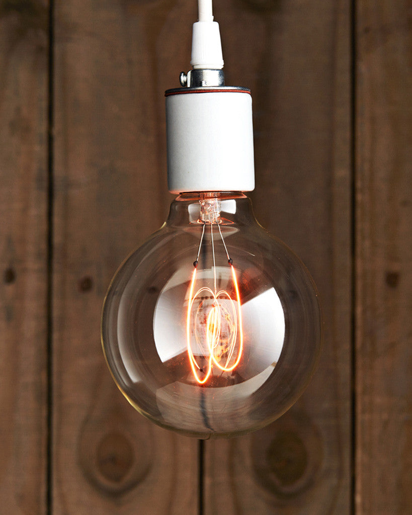 Sklo Carbon Filament Light Bulb - Globe 'K-95' (OUT OF STOCK)