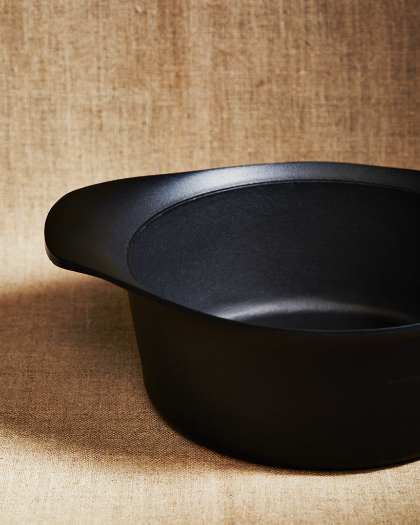 Sori Yanagi Cast Iron Deep Pan