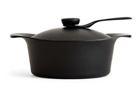 Cast Iron Deep Pan