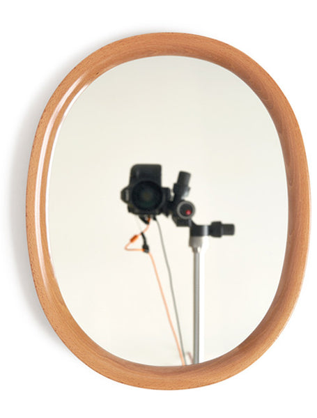 Oval Mirror (OUT OF STOCK)