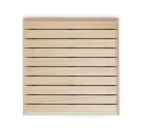 Hinoki Bath Mat - Square