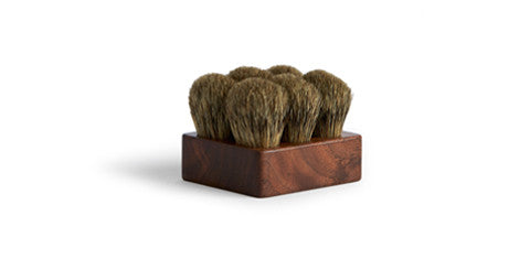 Short Body Brush - Semi-Hard