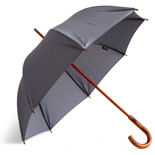 Cotton Umbrella - Gray