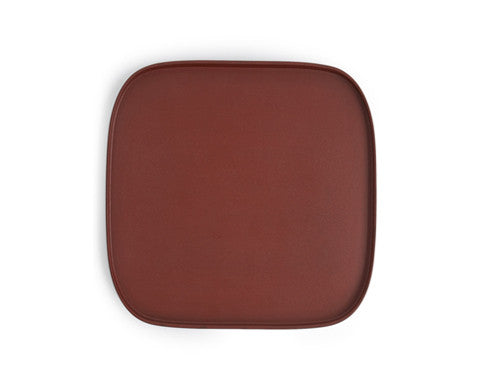 Red Makiji Tray - Square