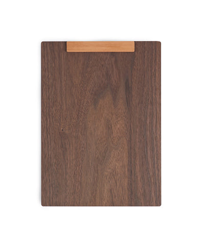 Wood Clipboard - Walnut