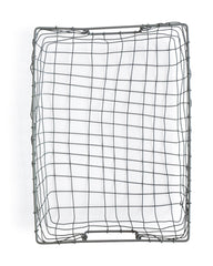 Fog Linen Work Mesh Wire Basket - Small
