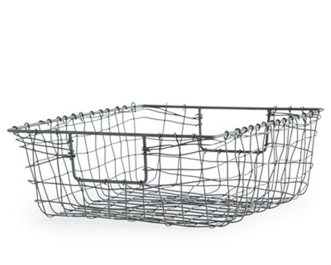 Mesh Wire Basket - Small