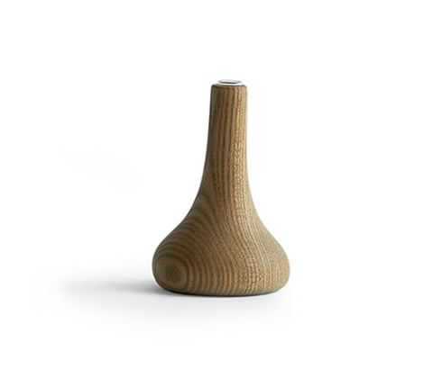 Wood Vase - Chestnut
