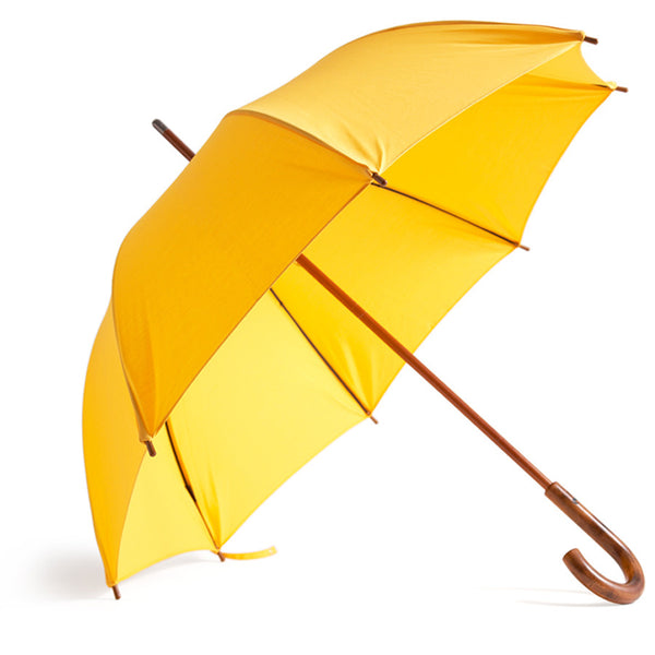 Cotton Umbrella - Yellow (OUT OF STOCK)