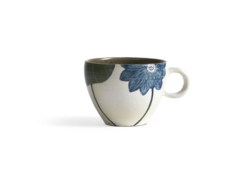 Blue Lotus Mug (OUT OF STOCK)
