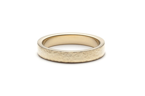 Hammered Band 4mm