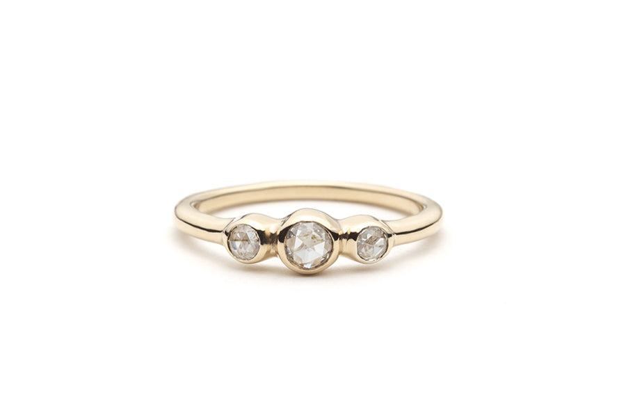 Load image into Gallery viewer, Les Trois Diamond Ring