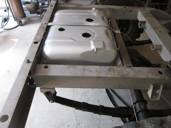 Scout 800 Center Gas Tank