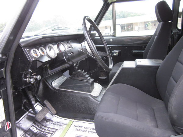 Scout II interior