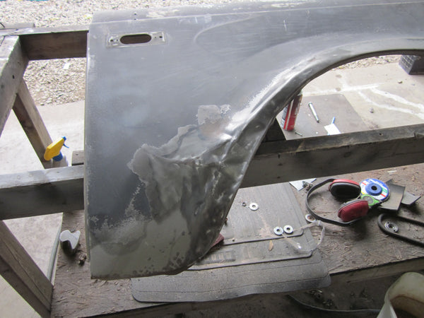 Scout 800 Rear Quarter Sheet metal