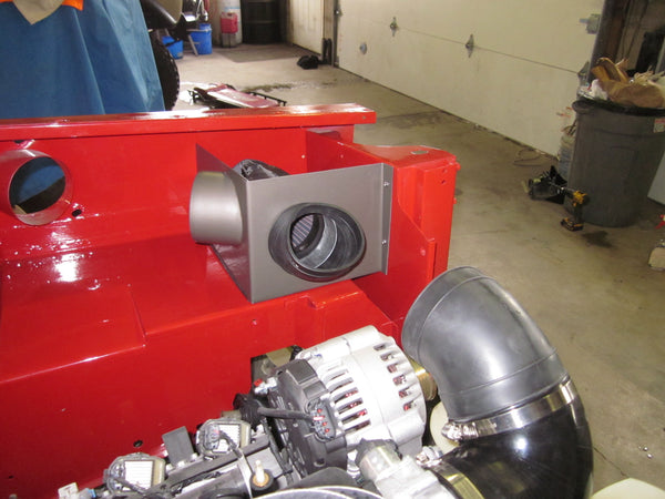 Air Intake Scout 800