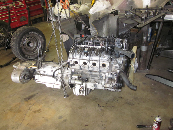 GM 6.2l, 6L80 and Atlas Transfer Case