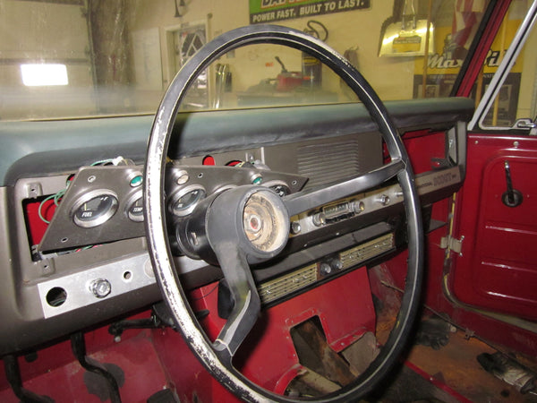 original scout 800 gauges