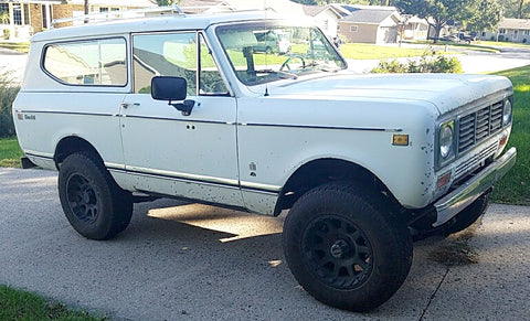 SOLD: 1976 Scout II - LS Swap | Anything Scout