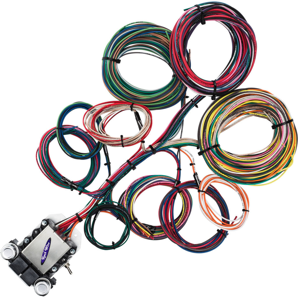 14 Circuit Wiring Harness · Scout II wiring harness ...