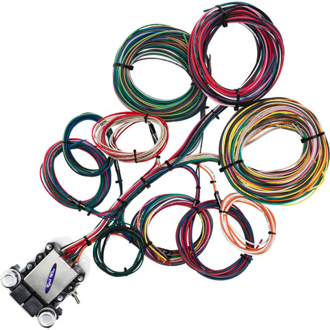 14 or 20 circuit wiring harness anything scout Scout II Engine Swap 14 or 20 circuit wiring harness � scout ii wiring harness