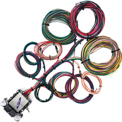 electrical anything scout 14 circuit wiring harness