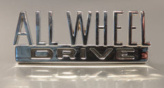 Brand New All Wheel Drive Emblem Scout 800