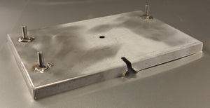 Battery Tray Scout II Sheet Metal