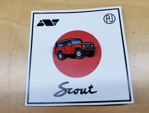 International Scout 800 Pin