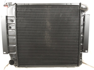 Scout II New Radiator