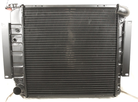 3-Core High Efficiency Radiator