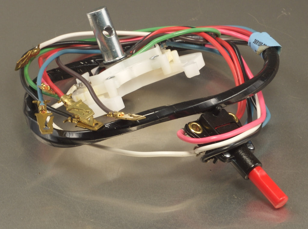 Turn Signal Return Switch w/ Hazard - Scout 80/800 ... on