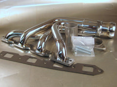 "Chrome 3/8"" flange IH V8 Headers"