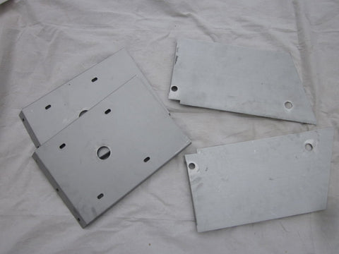 Fuel Tank Panels - Scout 80/800
