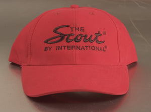 international scout hat