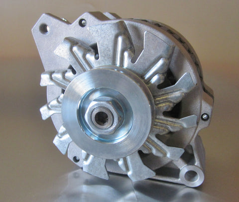 Upgraded Alternator