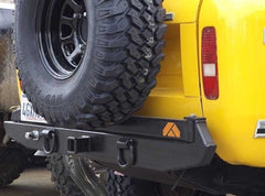 Rear Bumper - Baseline Carrier