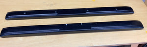 USED - Black Scout II Bumpers