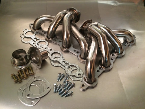 LS - Stainless Steel Headers