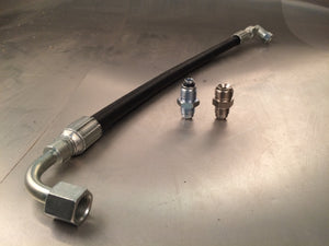 LS - High Pressure Power Steering Line