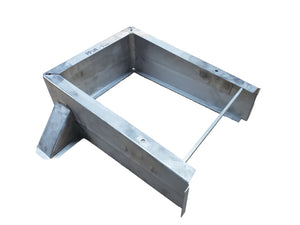 Scout 800 Seat Base Drivers Side