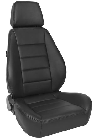 Scout II Seats Black