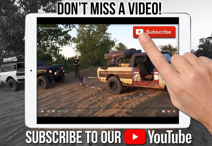 Anything Scout YouTube Channel - NEW VIDEO! - The TERRAbles Road Trip 2019