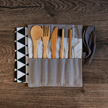 Load image into Gallery viewer, 6-piece Camper Cutlery Set - GUUD Products